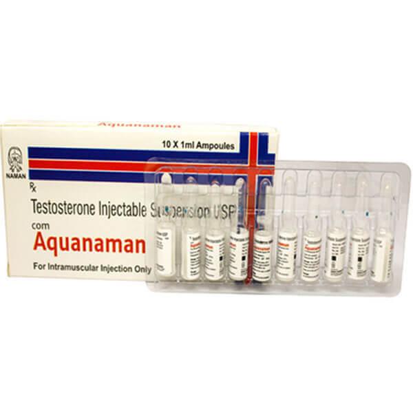 Aquanaman-injection