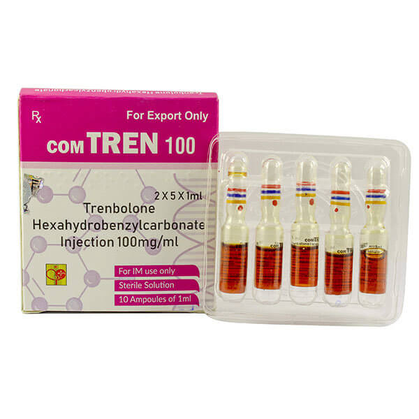 Com-Tren-100mg-injection-Trenbolone-Hexahydrobenzylcarbonate-steroid- androgenic -anabolic