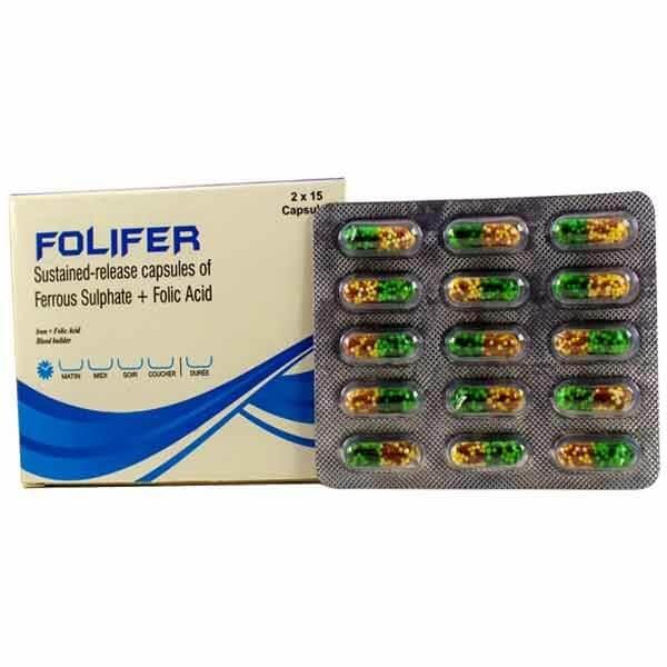 Folifer-Capsules