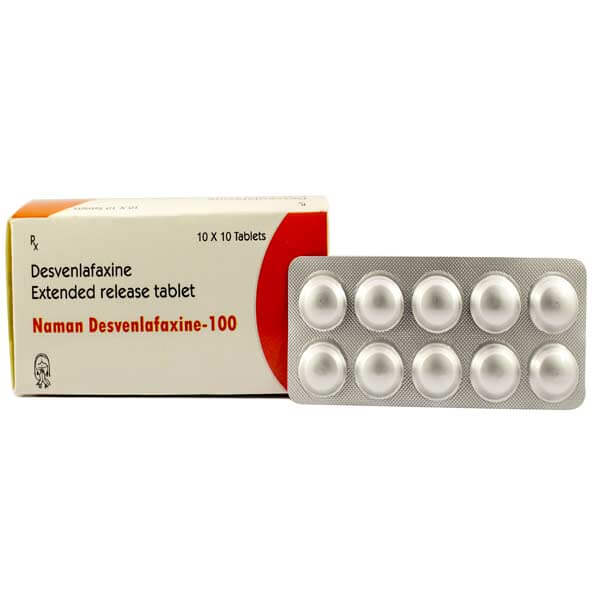 Naman-Desvenlafaxine-100mg-Tablets