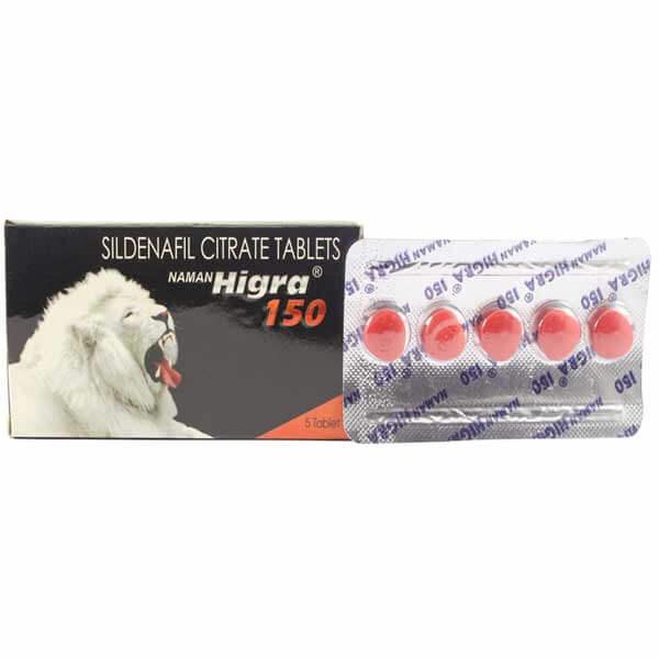 Naman-Higra-150mg-Tablets
