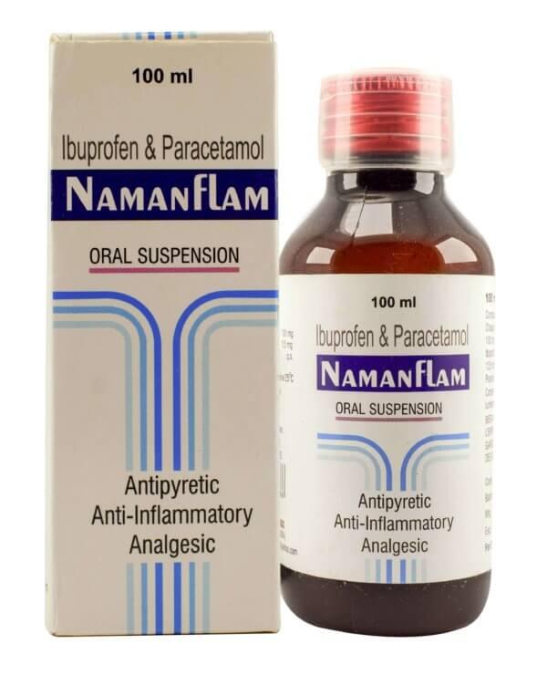 Namanflam-100ml-suspension