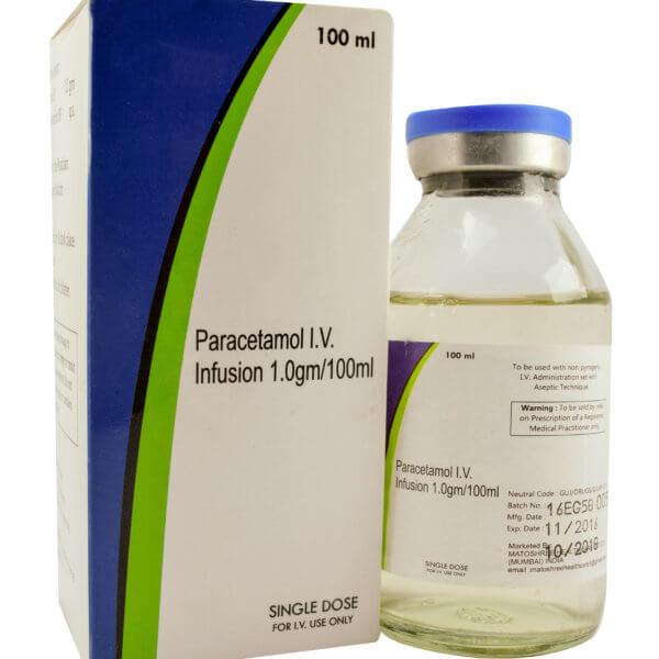 Paracetamol-1gm-injection
