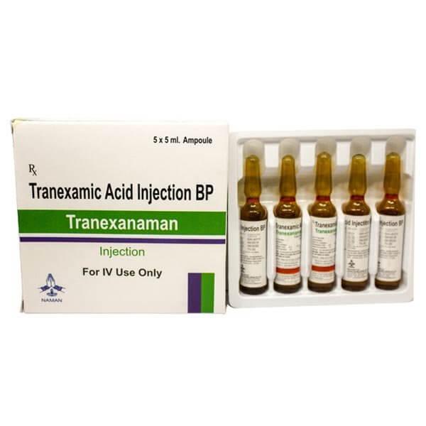 Tranexanaman-injection