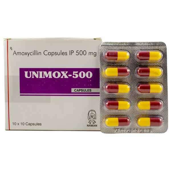 Unimox-500mg-capsules