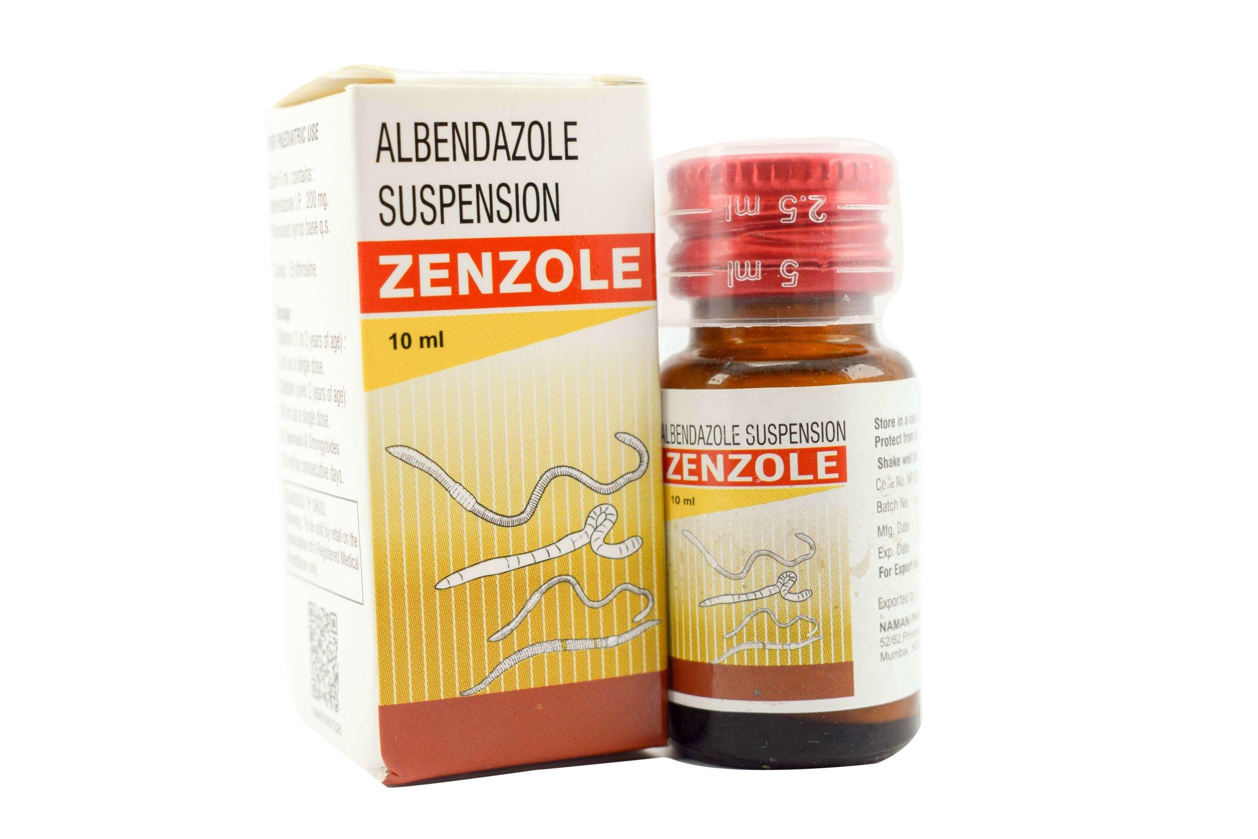 Zenzole-10ml-suspension