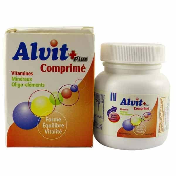 Alvit-Plus-Tablets