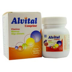 Alvital-Tablets