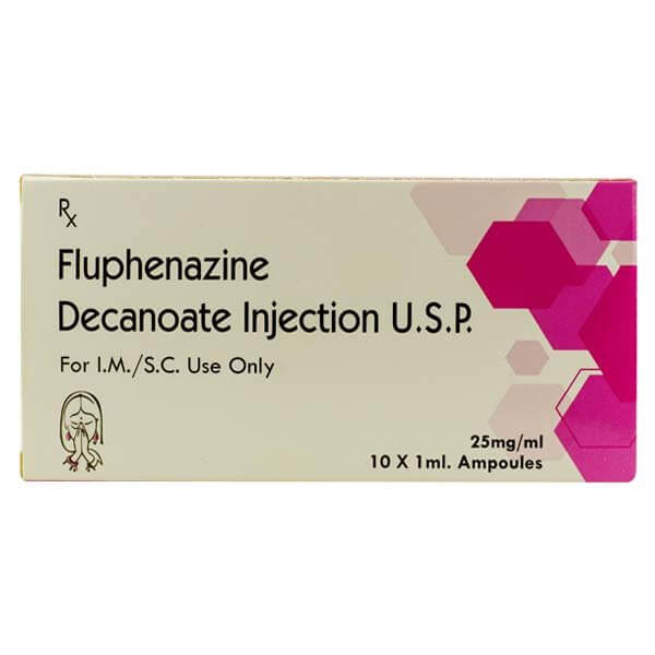 Fluphenazine 25mg-Injection