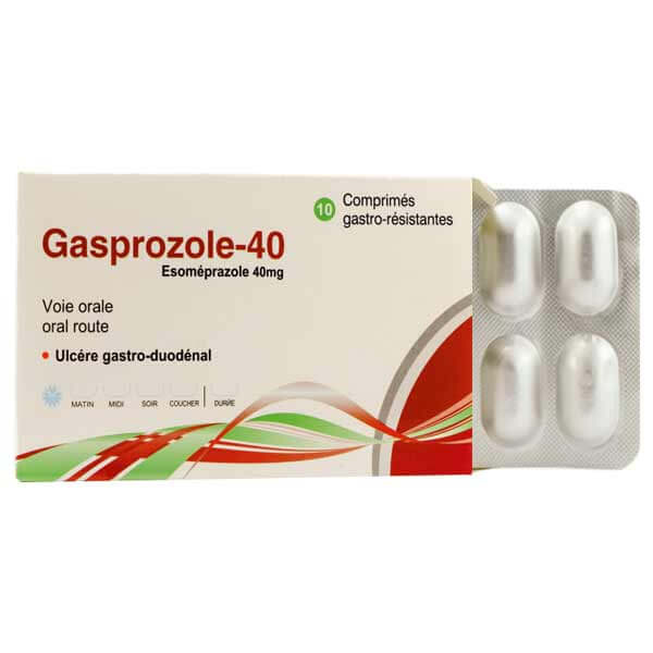 Gasprozole-40mg-tablets
