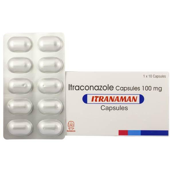Itranaman-100mg-capsules