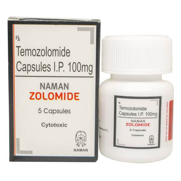Namanzolomide-Capsule