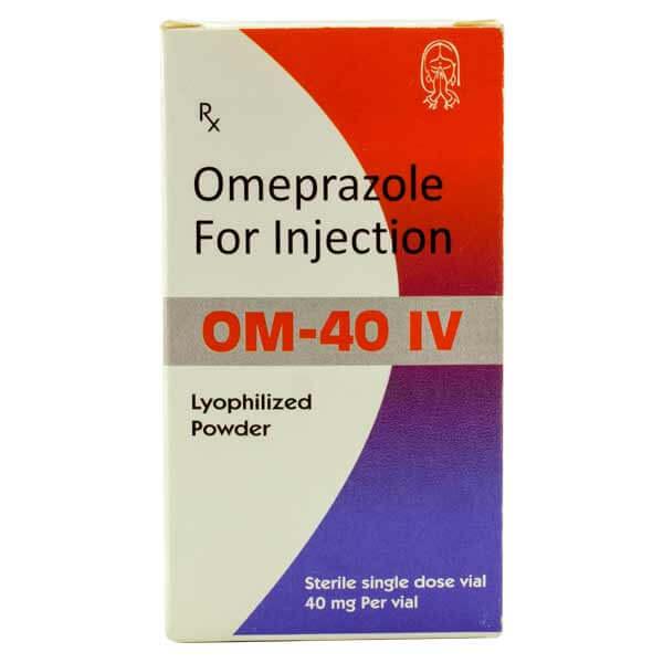 Om-40 IV-Injection